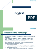 Introduction to Javascript