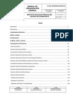 MANUAL DE ORGANIZACION ISAPEG 2014_- VIGENTE.pdf