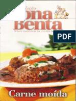 Carne Moida - Dona Benta