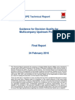 SPE Technical Report Guidance for Decision Quality for Multicompany Upstream.pdf