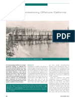 Facility Decommissioning Offshore California