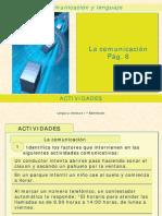 1.2.0. ACTIVIDADES Comunicacion y Lenguaje Ejercicios