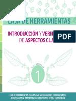 Caja de Herramientas de Salvaguarda REDD+ 1_introducción y Verificación de Aspectos Clave