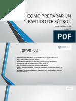 Seminario Audiofit Omar Ruiz