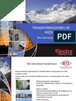 Presentacion Transformadores Ritz