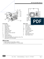 HP ProLiant MicroServer Tcm 194 1127013