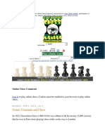 Chess Maniac.docx