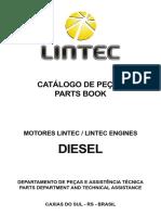 Catalogo de Pecas Motores Da Linha Leve Diesel 98380