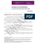 4.4 Pedagogia Da Cooperacao Para Pos - Fabio Brotto 2016