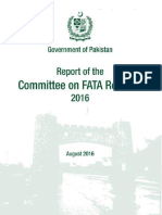 Report of the Committee on FATA Reforms 2016 final.pdf