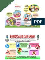 Afiche de Educacion Vial 04.09.18