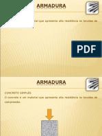 AS ARMADURAS  NA CONSTRUÇÃO CIVIL 2012.ppt