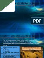 Generator and Excitation
