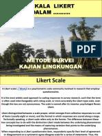 MPIKLP-SEKALA-LIKERT.pptx