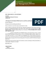 Lmb Letter