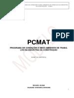 Modelo PCMAT - Segurança do Trabalho.pdf