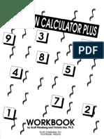 Self-Help - The Human Calculator Plus - Workbooks-1-2 - Scott Flansburg