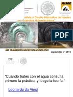 Diseño Hidráulico de túneles - Humberto Marengo.pdf