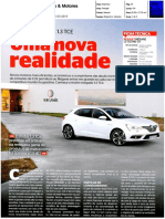 "RENAULT MÉGANE TCe NA ""CARROS & MOTORES"""