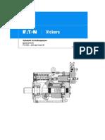 Pump Pvx066 Eaton