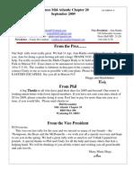Microsoft Word - September Newsletter