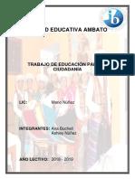 Unidad Educativa Ambato