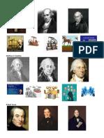Aportes James Watt, Mateu R Boulton, Robert Owen, Etc