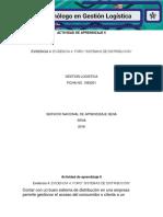Evidencia 6,7 Análisis de Caso Identificación de Modos y Medios de Transporte
