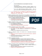 Examen Auxiliar Administrativo Pucol