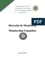 Membership Committee, Descripcion