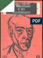 Astrada Carlos - El Marxismo Y Las Escatologias.pdf