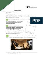 2. TADyCM - Guía de Lineamientos Generales Sobre Qué Es Analizar, Apunte de GHEA, María Elisa,