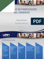 Proceso de fabricación de Cemento - Final.ppt.pptx