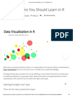 The Art of Data Visualization_ Learn 7 Visualizations in R