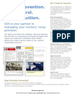 Controling Your Workers Compensation Modification Factor