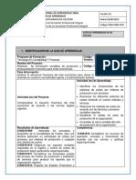 Guia de aprendizaje Costos- tecnologo en contabilidad y finanzas