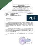 Surat Penawaran Diklat PNBP 2019