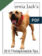 California Jack Indispensable Tips