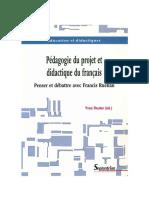 PEDAGOGIE DU PROJET ET DID DU FLE.pdf