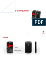 Blackberry 9700 (Onyx)