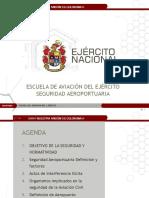 Presentación Para Clases 2017 Seguridad Aeroportuaria