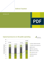 Public Economics Indirect Taxation