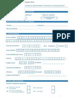 Formulario de Candidatura Regularizacao Extraordinaria Dos Vinculos Precarios Poch