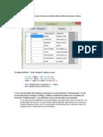 imprimir en C#