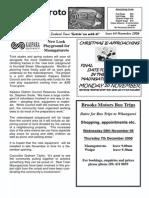 Maungaturoto Matters Issue 64 November 06