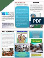 Brochur Pastoral Niños