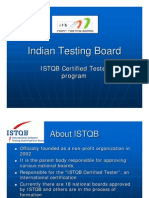 About ISTQB
