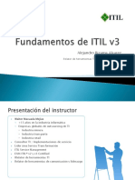 Curso Fundamentos Gestion de TI - ITIL (Pres)_v5