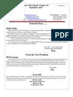 Microsoft Word - September Newsletter 2010