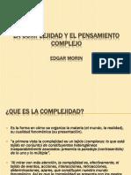 El Pensamiento Complejo - Edgar Morin Oficial